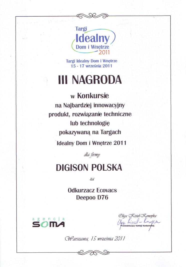diplom Ecovacs