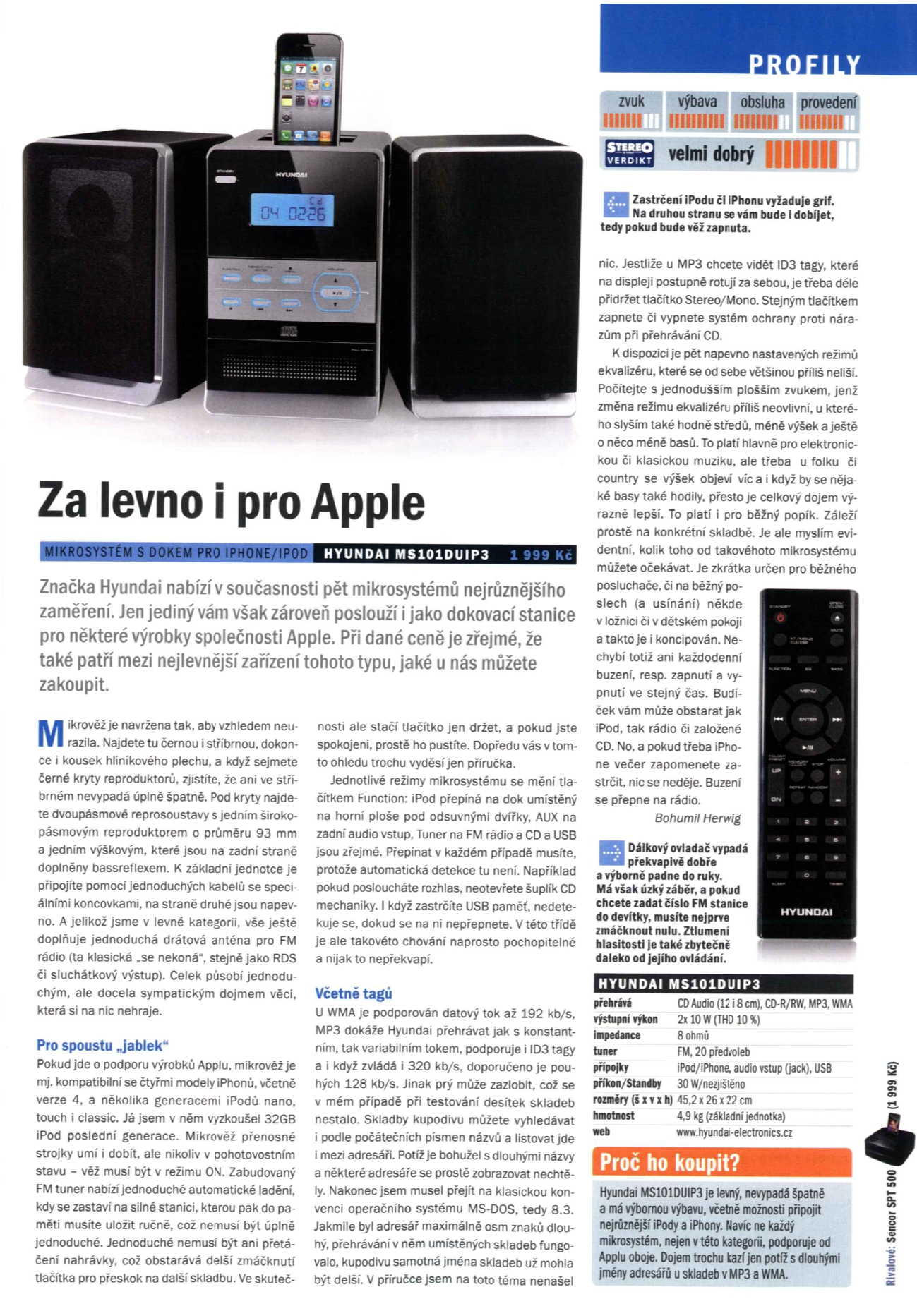 Stereo & Video (1/2012)