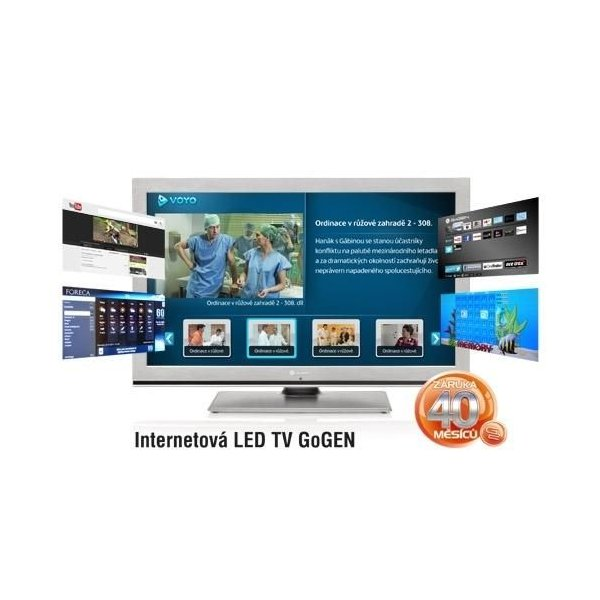 LED TELEVIZOR GOGEN TVL 32982 WEBCRR